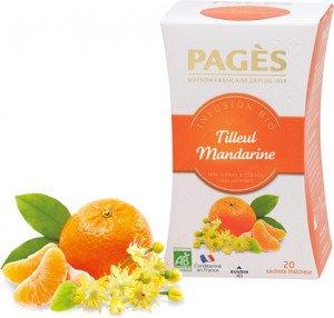 Tilleul-Mandarine